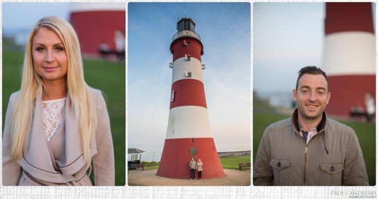 Cheap Wedding Photography Plymouth: Plymouth Hoe Wedding Photography E-Shoot