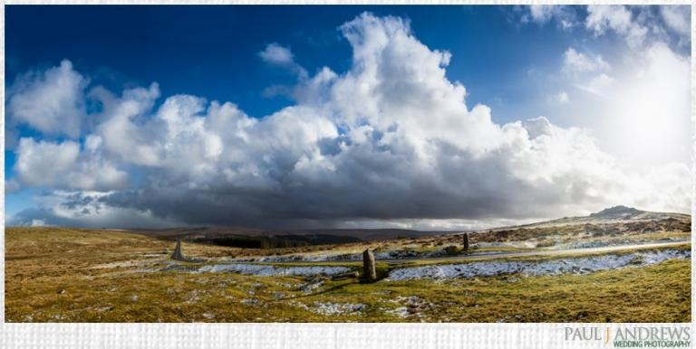 Dartmoor storm